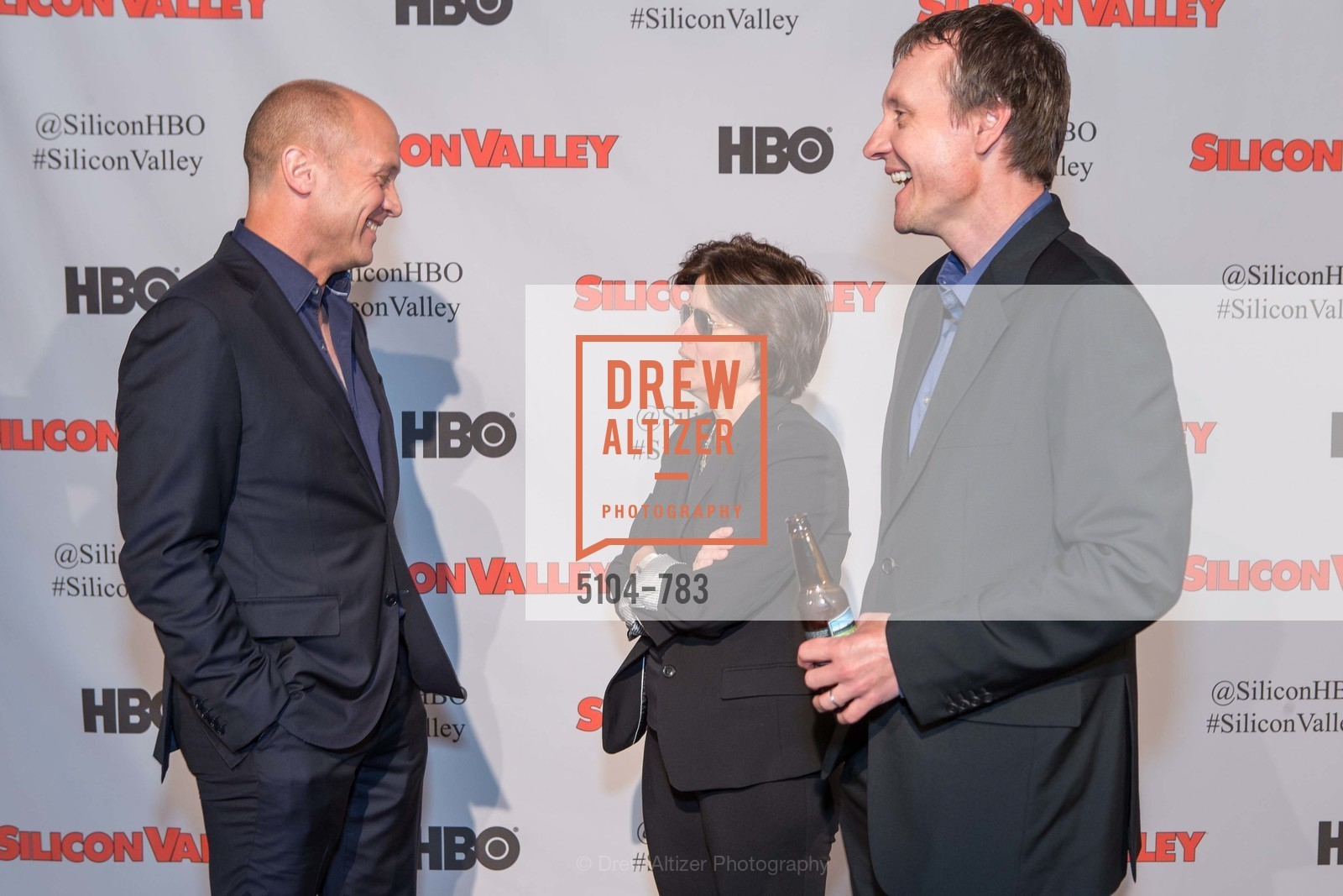Mike Judge, Kara Swisher, Alec Berg, HBO'S SILICON VALLEY San Francisco Screening, US, April 9th, 2015,Drew Altizer, Drew Altizer Photography, full-service event agency, private events, San Francisco photographer, photographer California