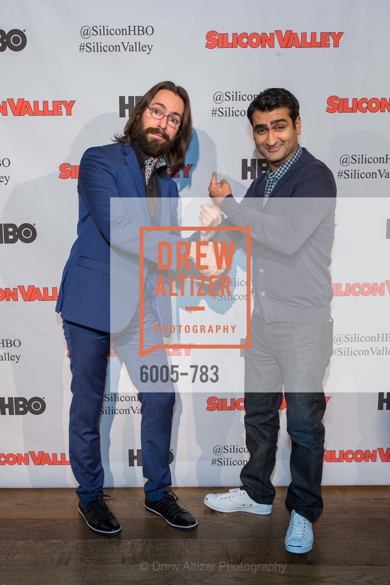 Martin Start, Kumail Nanjiani, HBO'S SILICON VALLEY San Francisco Screening, US, April 9th, 2015,Drew Altizer, Drew Altizer Photography, full-service agency, private events, San Francisco photographer, photographer california