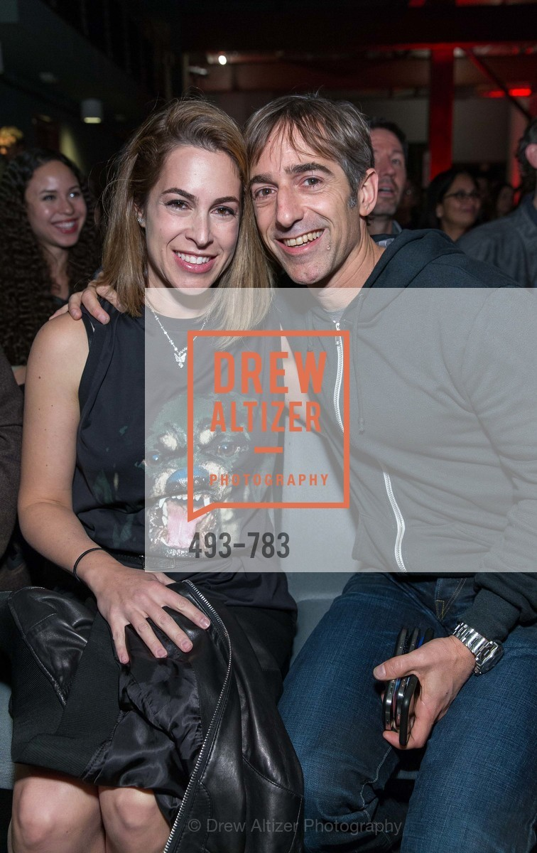 Alison Pincos, Mark Pincos, HBO'S SILICON VALLEY San Francisco Screening, US, April 8th, 2015,Drew Altizer, Drew Altizer Photography, full-service agency, private events, San Francisco photographer, photographer california