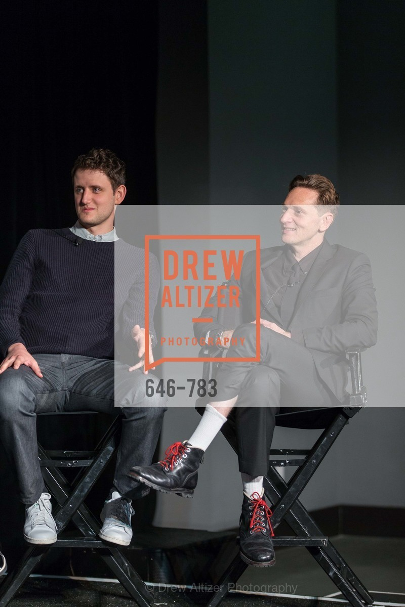 Zach Woods, Matt Ross, HBO'S SILICON VALLEY San Francisco Screening, US, April 9th, 2015,Drew Altizer, Drew Altizer Photography, full-service agency, private events, San Francisco photographer, photographer california