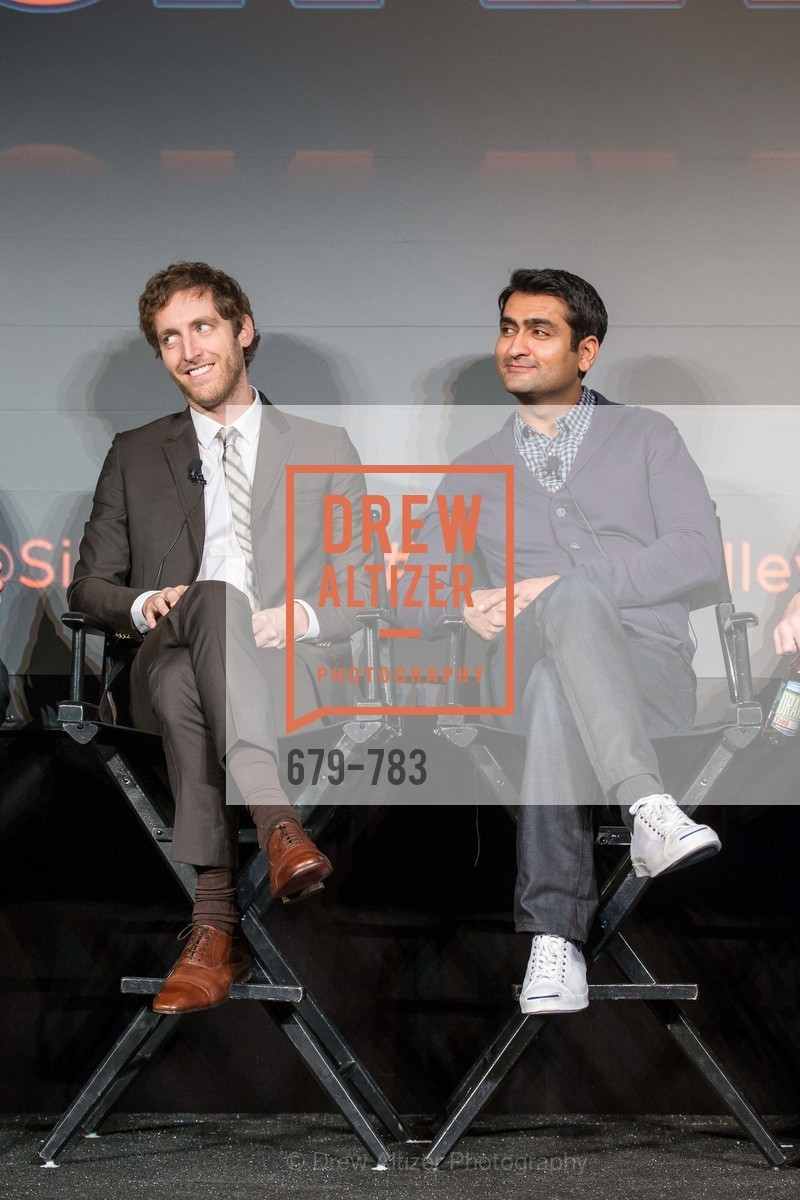Thomas Middleditch, Kumail Nanjiani, HBO'S SILICON VALLEY San Francisco Screening, US, April 9th, 2015,Drew Altizer, Drew Altizer Photography, full-service event agency, private events, San Francisco photographer, photographer California
