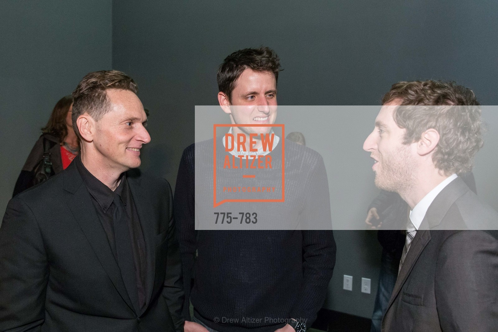 Matt Ross, Zach Woods, Thomas Middleditch, HBO'S SILICON VALLEY San Francisco Screening, US, April 9th, 2015,Drew Altizer, Drew Altizer Photography, full-service agency, private events, San Francisco photographer, photographer california