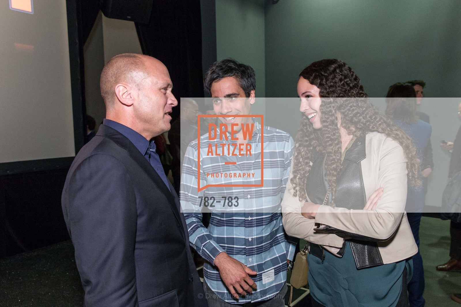 Mike Judge, Jeremy Stoppelman, Kelcey Morton, HBO'S SILICON VALLEY San Francisco Screening, US, April 9th, 2015,Drew Altizer, Drew Altizer Photography, full-service event agency, private events, San Francisco photographer, photographer California