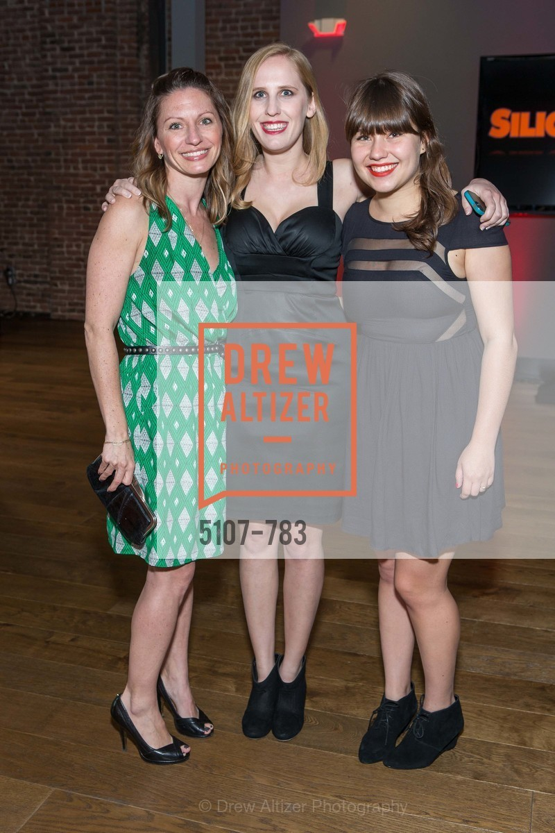 Christa Patrylak, Hannah Settle, Amy Solomon, HBO'S SILICON VALLEY San Francisco Screening, US, April 8th, 2015,Drew Altizer, Drew Altizer Photography, full-service agency, private events, San Francisco photographer, photographer california