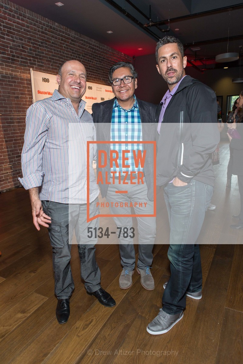 Adam Berman, David Castro, Alex Scotta, HBO'S SILICON VALLEY San Francisco Screening, US, April 9th, 2015,Drew Altizer, Drew Altizer Photography, full-service agency, private events, San Francisco photographer, photographer california