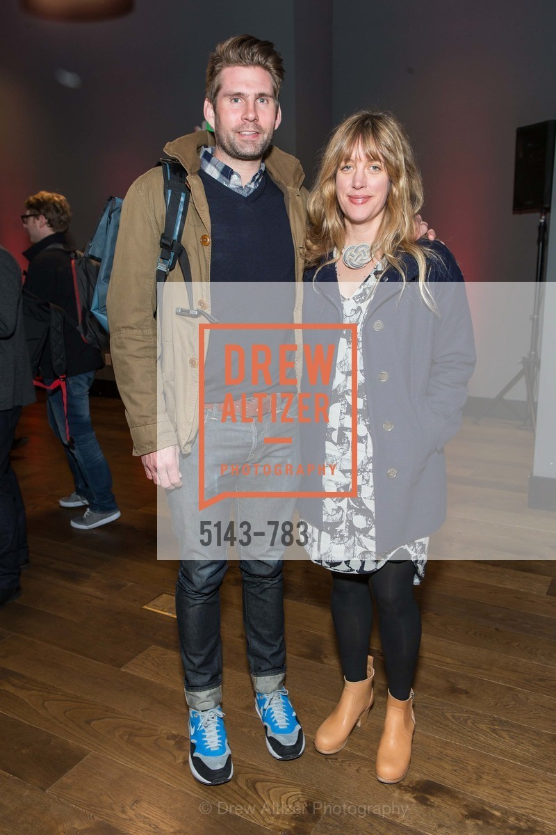 Matt Sletten, Jennifer Maerz, HBO'S SILICON VALLEY San Francisco Screening, US, April 8th, 2015,Drew Altizer, Drew Altizer Photography, full-service agency, private events, San Francisco photographer, photographer california