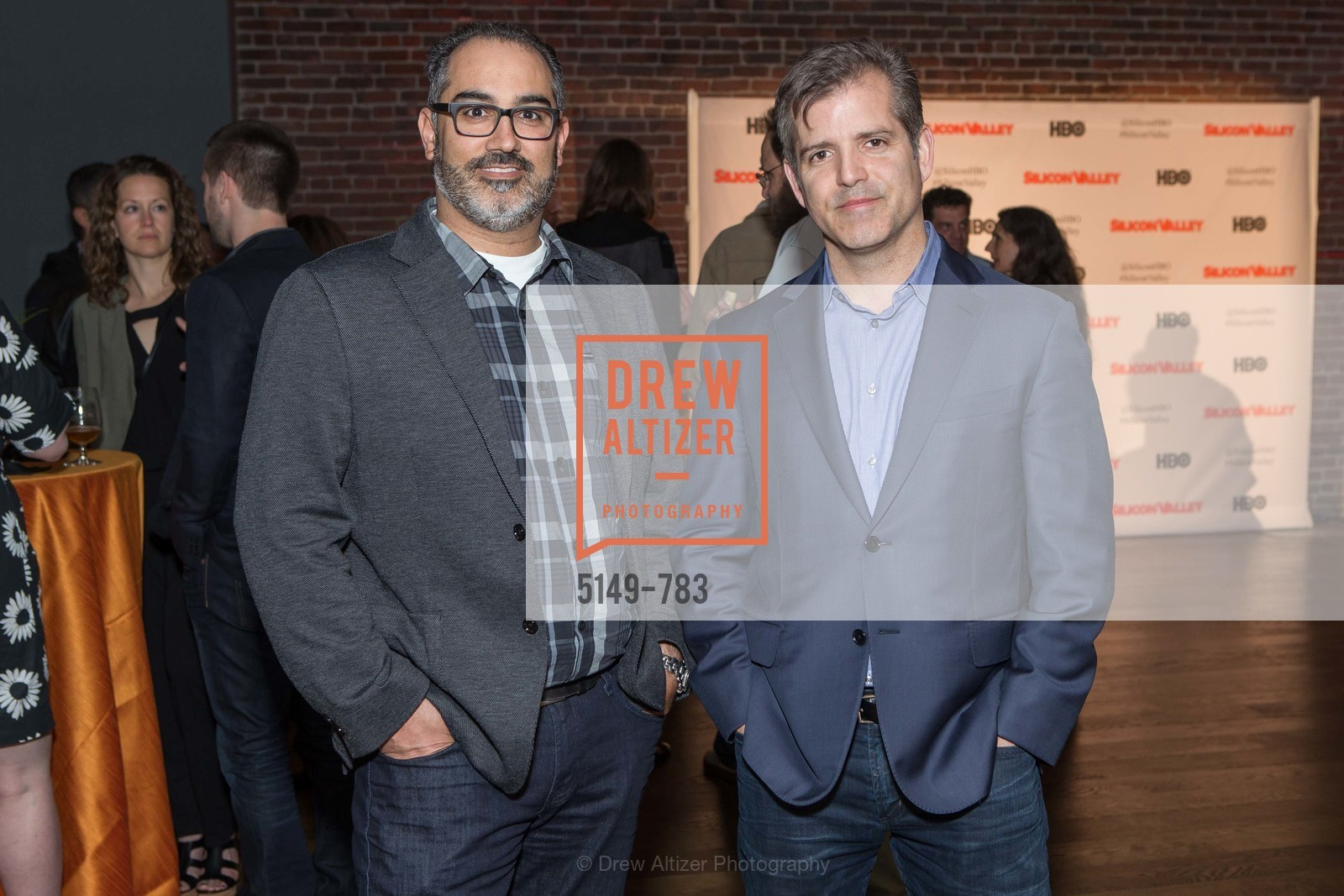 Jason Luster, John Zissimos, HBO'S SILICON VALLEY San Francisco Screening, US, April 8th, 2015,Drew Altizer, Drew Altizer Photography, full-service agency, private events, San Francisco photographer, photographer california