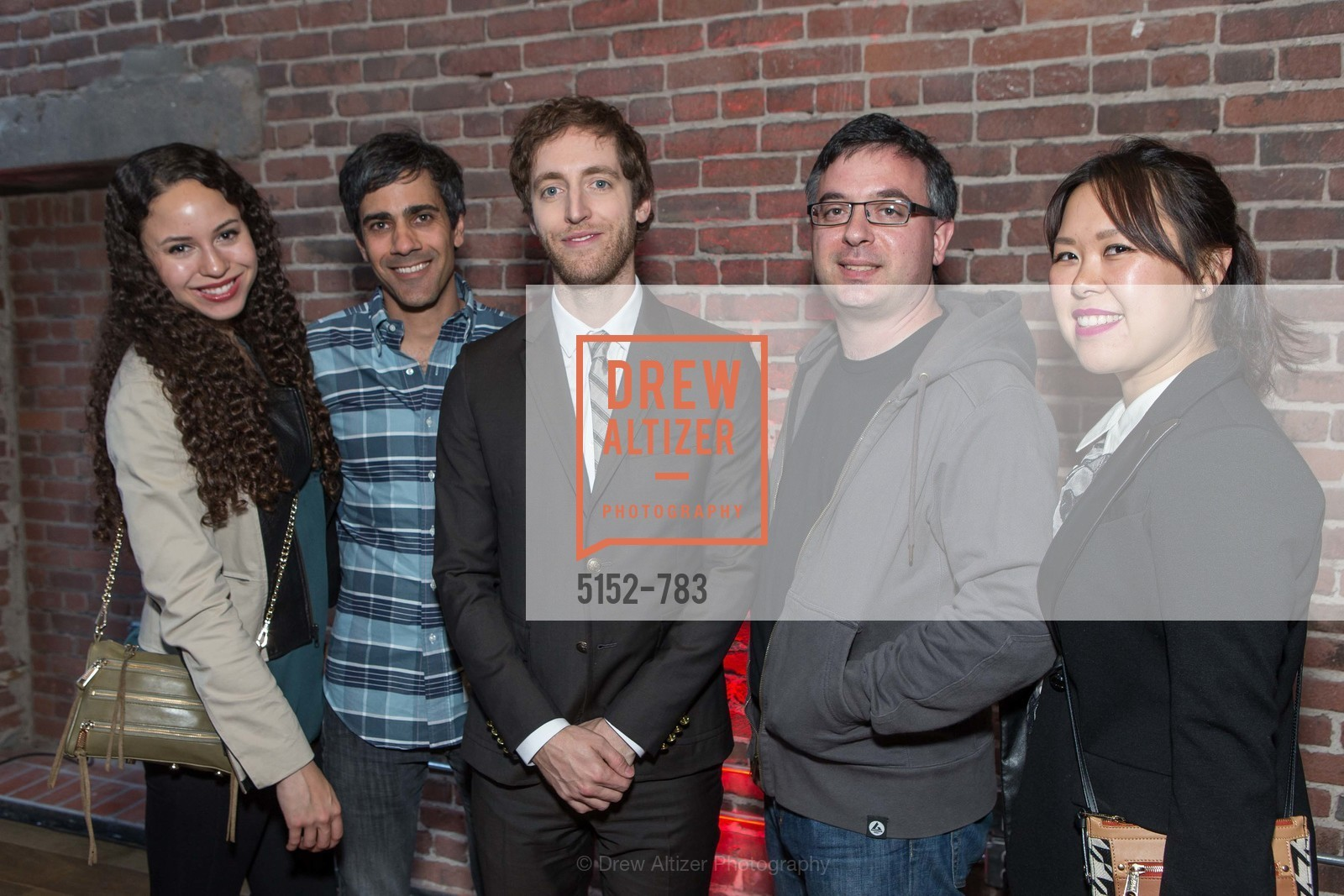 Kelcey Morton, Jeremy Stoppelman, Thomas Middleditch, Joshua Schachter, Anya Lee, HBO'S SILICON VALLEY San Francisco Screening, US, April 9th, 2015,Drew Altizer, Drew Altizer Photography, full-service agency, private events, San Francisco photographer, photographer california