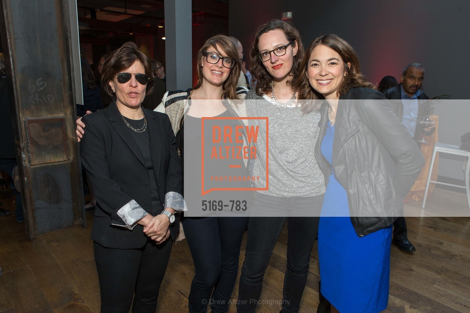 Kara Swisher, Carmel Deamicis, Astrid Maier, Emily Chang, HBO'S SILICON VALLEY San Francisco Screening, US, April 8th, 2015,Drew Altizer, Drew Altizer Photography, full-service agency, private events, San Francisco photographer, photographer california