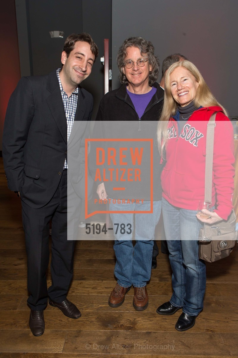 Jonathan Doughton, Roger McNamee, Ann McNamee, HBO'S SILICON VALLEY San Francisco Screening, US, April 9th, 2015,Drew Altizer, Drew Altizer Photography, full-service agency, private events, San Francisco photographer, photographer california