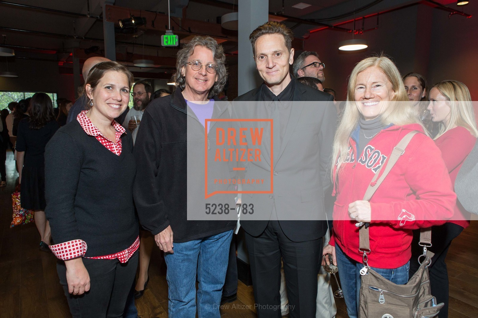 Liz Gaines, Roger McNamee, Matt Ross, Ann McNamee, HBO'S SILICON VALLEY San Francisco Screening, US, April 9th, 2015,Drew Altizer, Drew Altizer Photography, full-service agency, private events, San Francisco photographer, photographer california