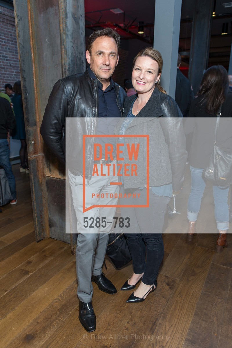 Scott Fairbanks, Elizabeth Oken, HBO'S SILICON VALLEY San Francisco Screening, US, April 9th, 2015,Drew Altizer, Drew Altizer Photography, full-service agency, private events, San Francisco photographer, photographer california