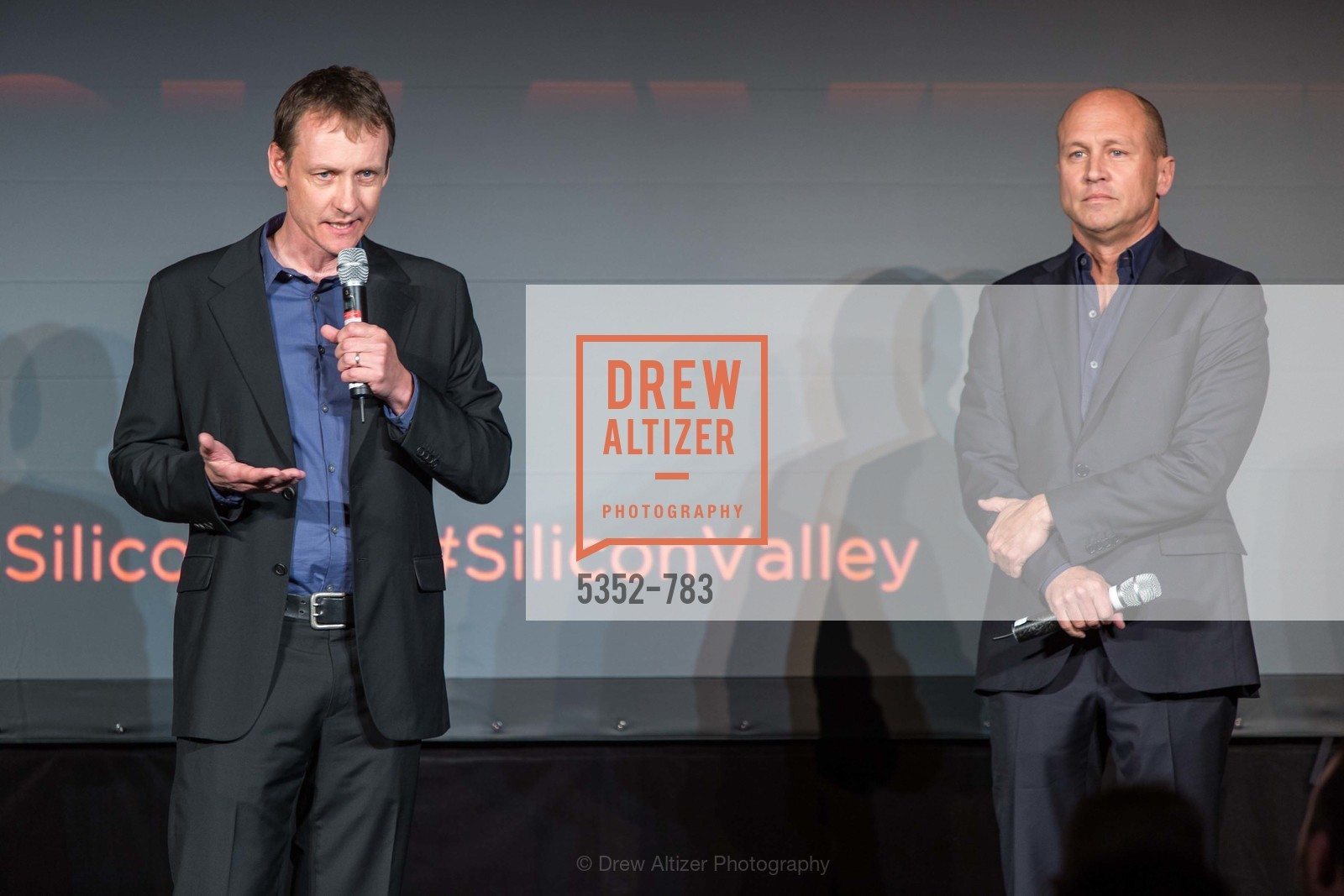Alec Berg, Mike Judge, HBO'S SILICON VALLEY San Francisco Screening, US, April 9th, 2015,Drew Altizer, Drew Altizer Photography, full-service agency, private events, San Francisco photographer, photographer california