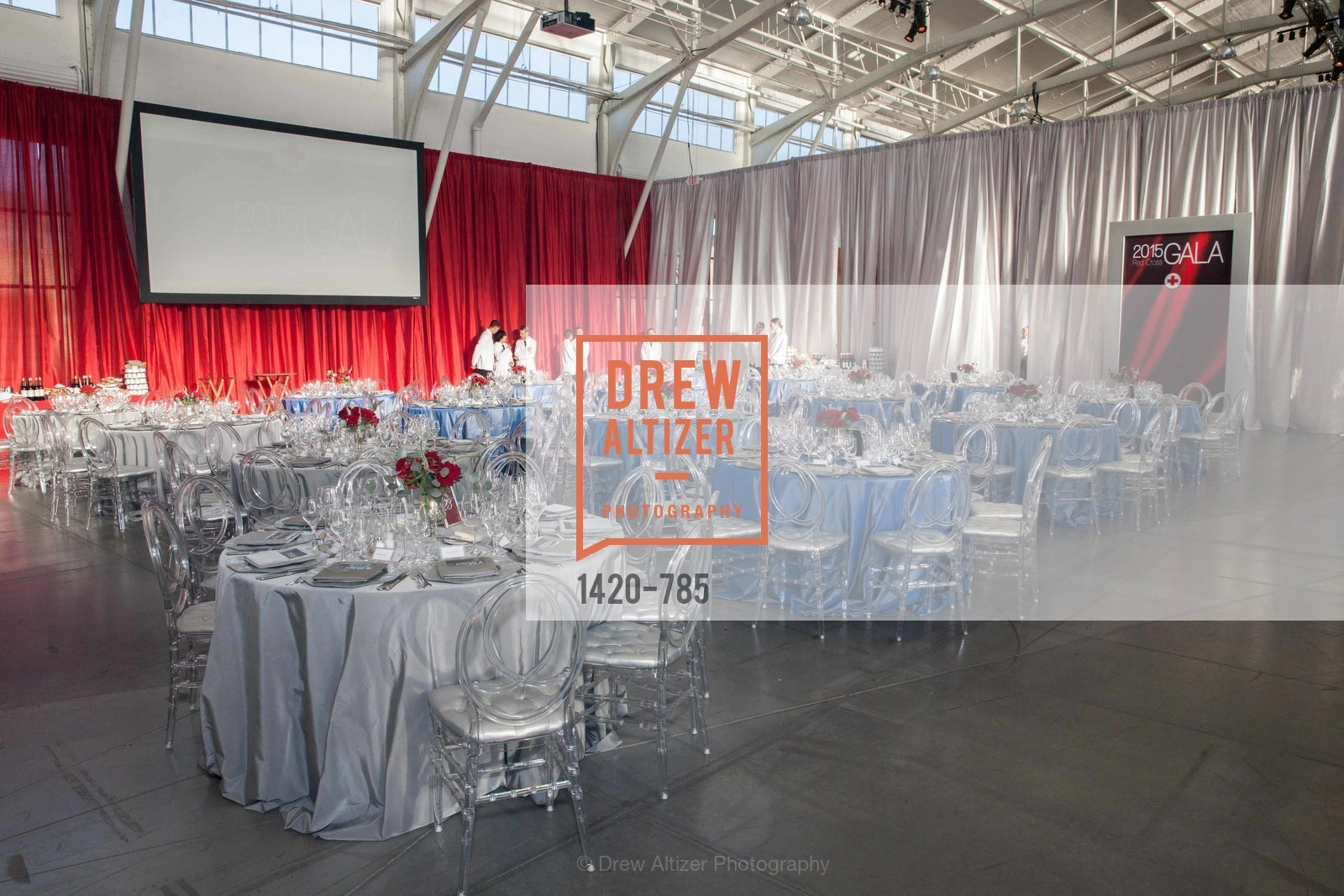 Atmosphere, 2015 RED CROSS Gala, US, April 12th, 2015