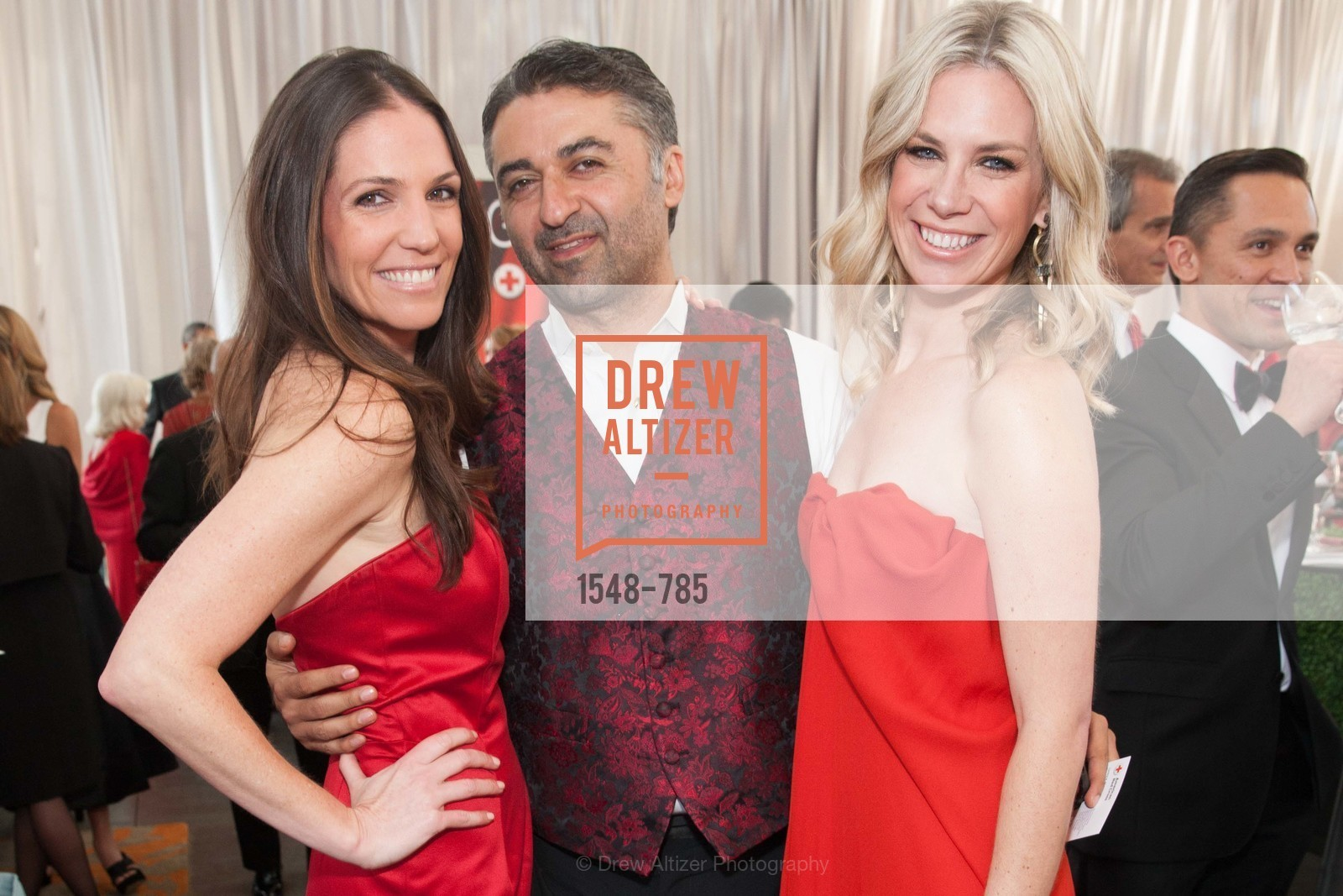 Susie Hall, Hooman Khalili, Colby Hallen, 2015 RED CROSS Gala, US, April 11th, 2015,Drew Altizer, Drew Altizer Photography, full-service agency, private events, San Francisco photographer, photographer california