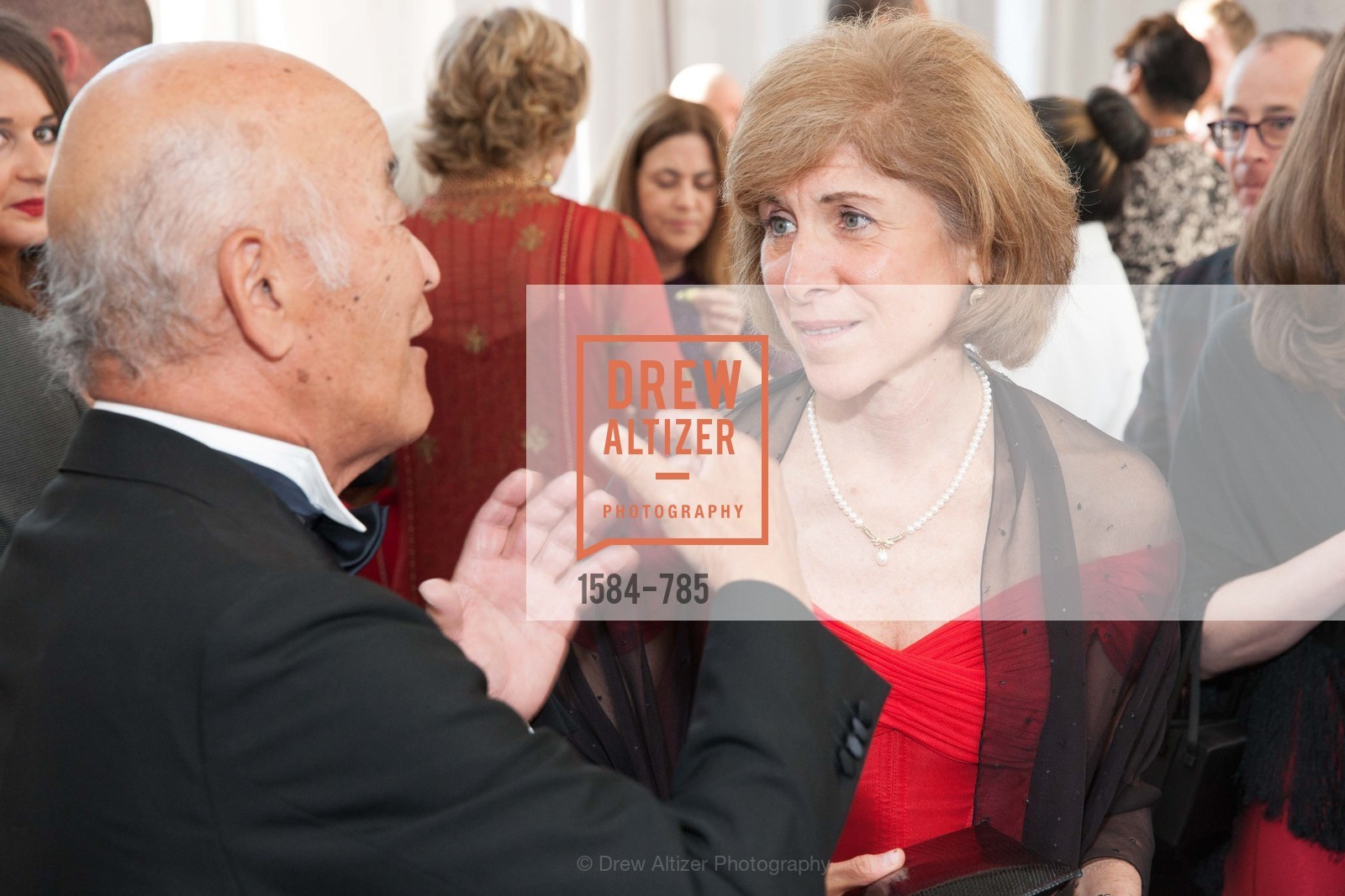 Hiro Ogawa, Gail McGovern, 2015 RED CROSS Gala, US, April 11th, 2015,Drew Altizer, Drew Altizer Photography, full-service agency, private events, San Francisco photographer, photographer california