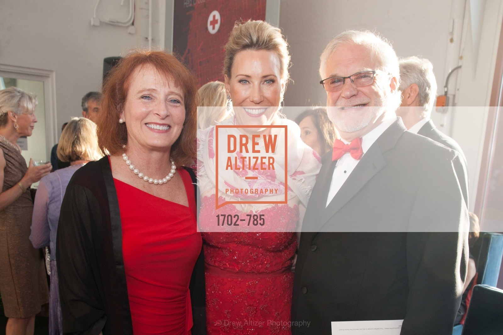 Ann Wilson, Carolyn Mehran, Richard Cohn, 2015 RED CROSS Gala, US, April 12th, 2015,Drew Altizer, Drew Altizer Photography, full-service agency, private events, San Francisco photographer, photographer california