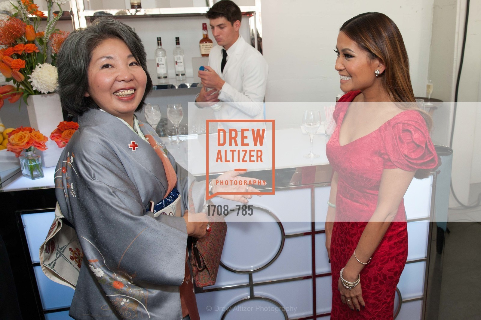 Kazue Watanabe, Lillian Phan, 2015 RED CROSS Gala, US, April 12th, 2015,Drew Altizer, Drew Altizer Photography, full-service agency, private events, San Francisco photographer, photographer california
