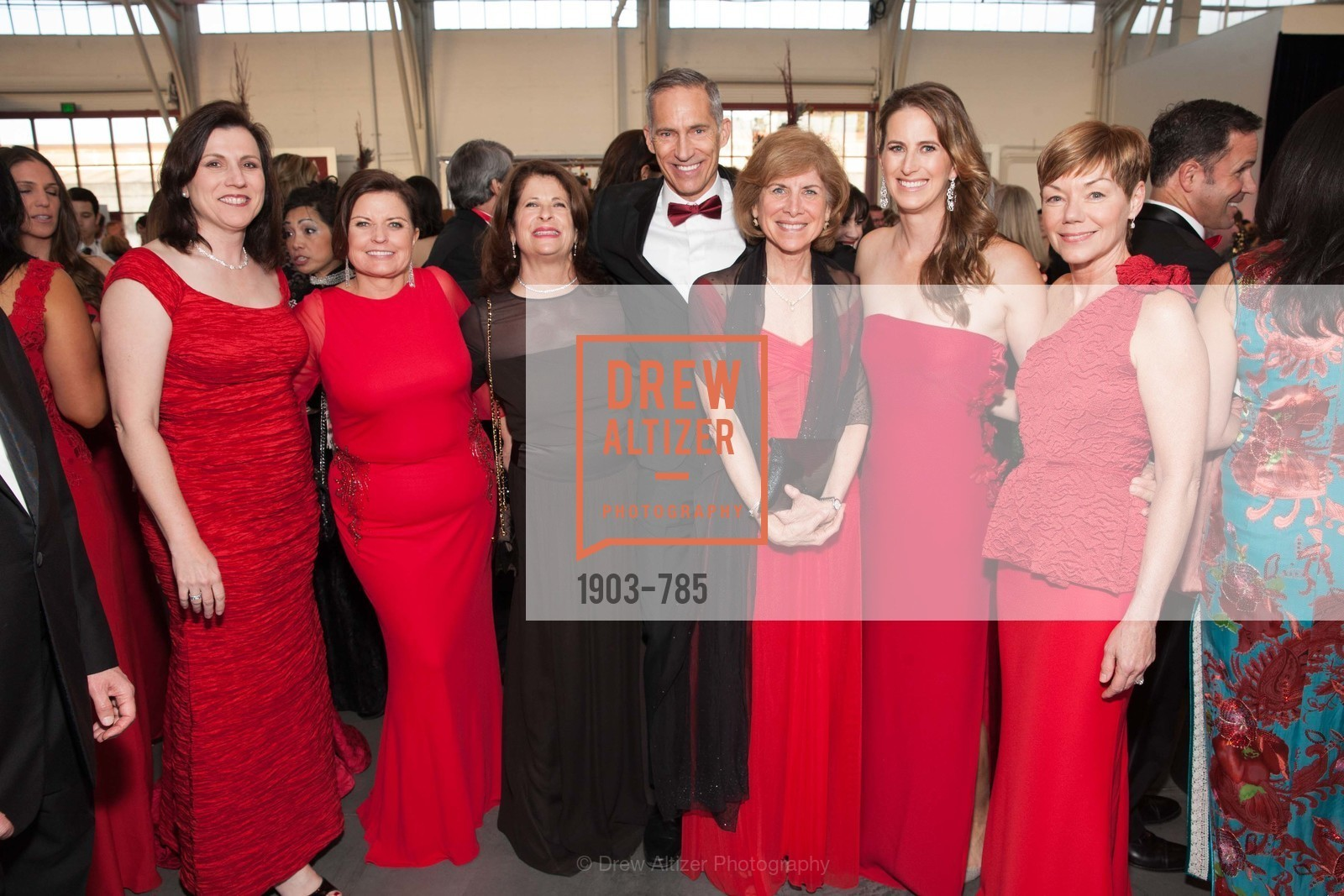 Alexandra Pastor, Elizabeth Folger, Kathryn Holmes, Mark Cloutier, Gail McGovern, Kelly Murphy, Paula Downey, 2015 RED CROSS Gala, US, April 12th, 2015,Drew Altizer, Drew Altizer Photography, full-service agency, private events, San Francisco photographer, photographer california