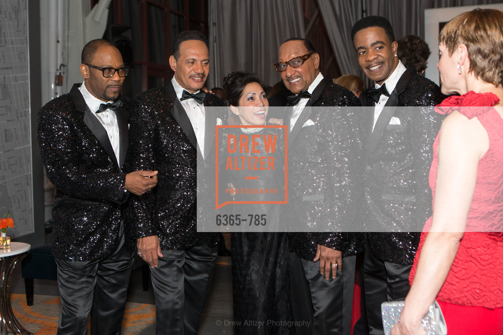 Lawrence Payton, Ronnie McNair, Quinn Tran, Duke Fakir, Spike Bonhart, 2015 RED CROSS Gala, US, April 11th, 2015,Drew Altizer, Drew Altizer Photography, full-service agency, private events, San Francisco photographer, photographer california