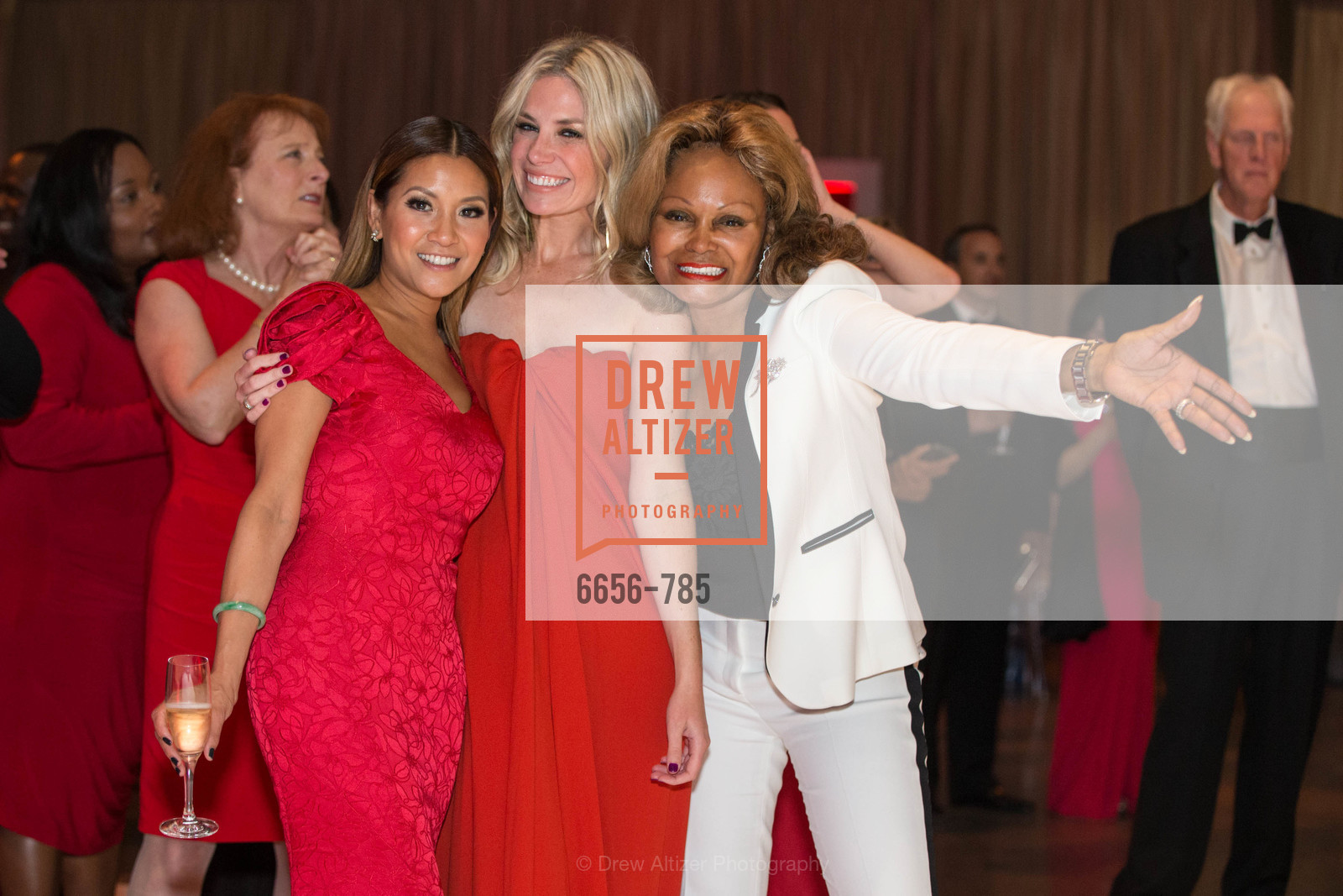 Lillian Phan, Colby Hallen, Janice Bryant Howroyd, 2015 RED CROSS Gala, US, April 12th, 2015,Drew Altizer, Drew Altizer Photography, full-service agency, private events, San Francisco photographer, photographer california
