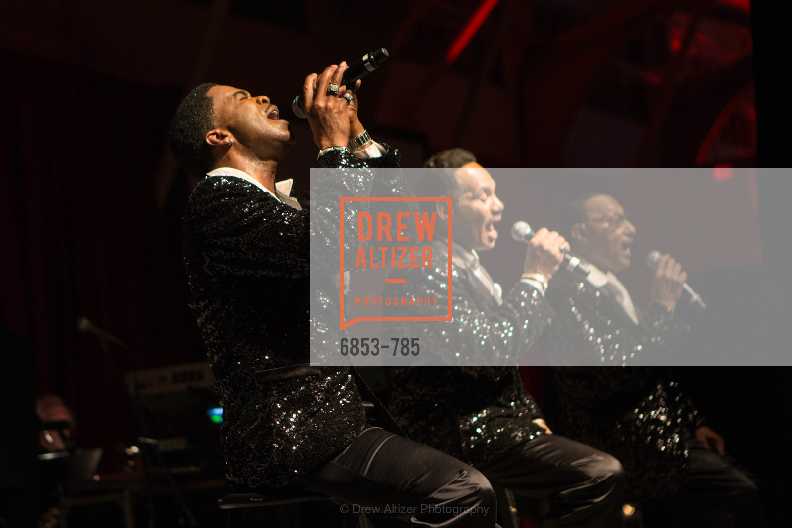 Performance By The Four Tops, 2015 RED CROSS Gala, US, April 12th, 2015,Drew Altizer, Drew Altizer Photography, full-service agency, private events, San Francisco photographer, photographer california