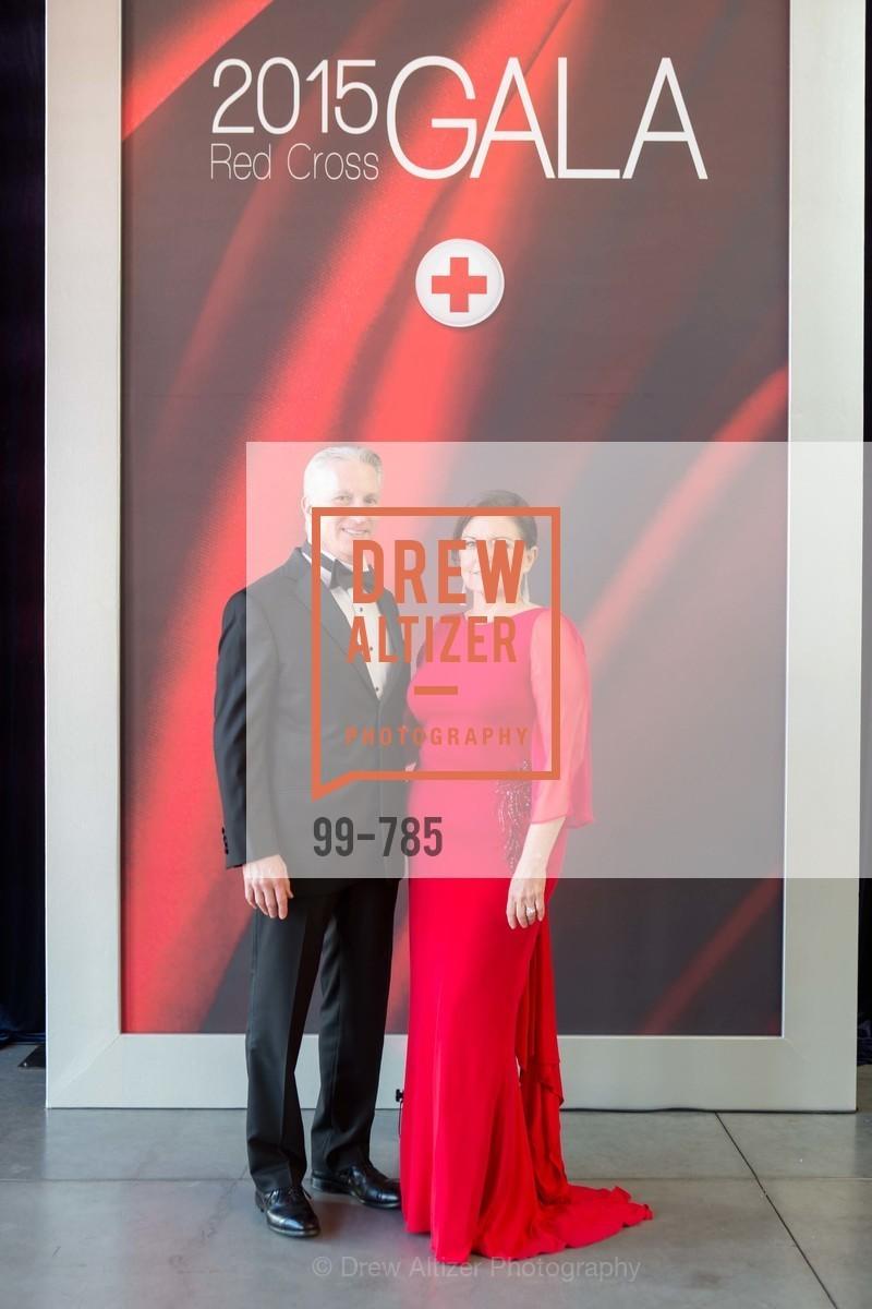 Robert Eldred, Elizabeth Folger, 2015 RED CROSS Gala, US, April 12th, 2015,Drew Altizer, Drew Altizer Photography, full-service agency, private events, San Francisco photographer, photographer california