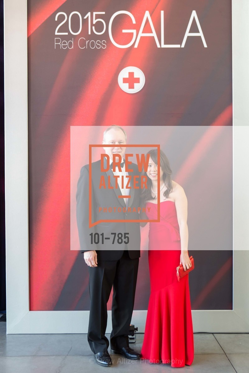 Bill Lund, Phoebe Leong, 2015 RED CROSS Gala, US, April 11th, 2015,Drew Altizer, Drew Altizer Photography, full-service agency, private events, San Francisco photographer, photographer california
