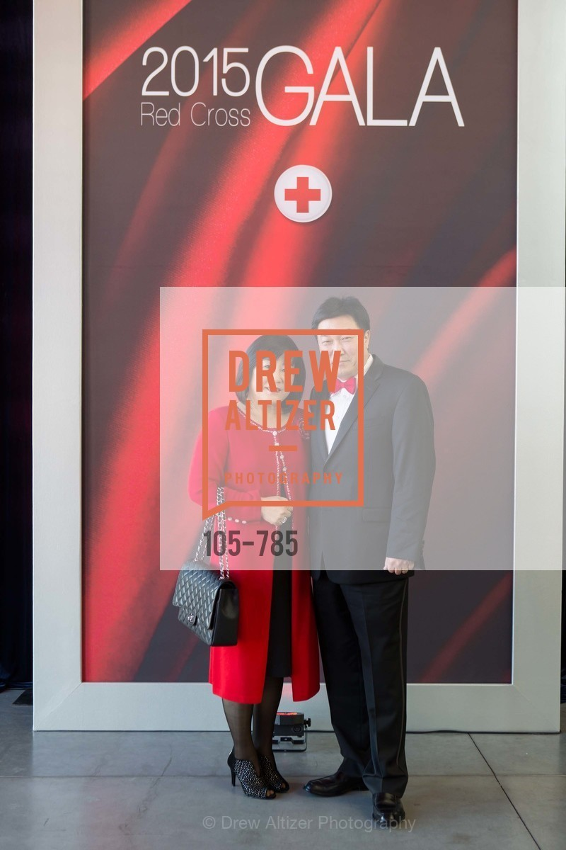 Jae Shim, Gun Shim, 2015 RED CROSS Gala, US, April 12th, 2015,Drew Altizer, Drew Altizer Photography, full-service agency, private events, San Francisco photographer, photographer california