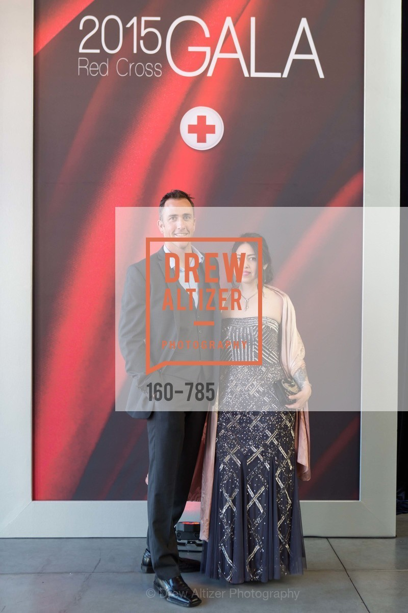 Carl Brown, Jasmin Flores, 2015 RED CROSS Gala, US, April 12th, 2015,Drew Altizer, Drew Altizer Photography, full-service agency, private events, San Francisco photographer, photographer california