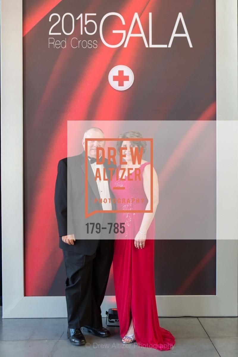 Joe Danyanovitch, Karen Danyanovitch, 2015 RED CROSS Gala, US, April 12th, 2015,Drew Altizer, Drew Altizer Photography, full-service agency, private events, San Francisco photographer, photographer california