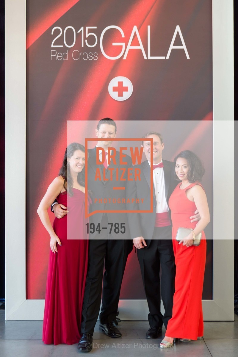 Jenny Brown, Christopher Brown, Kirby Hock, Nielma Hock, 2015 RED CROSS Gala, US, April 11th, 2015,Drew Altizer, Drew Altizer Photography, full-service agency, private events, San Francisco photographer, photographer california