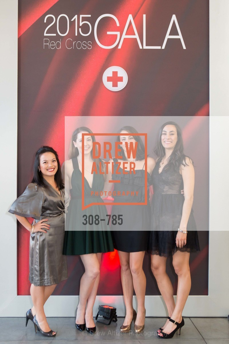 Christina Shigematsu, Nikki Heyder, Jackie Spear, Lelaini Angell, 2015 RED CROSS Gala, US, April 12th, 2015,Drew Altizer, Drew Altizer Photography, full-service agency, private events, San Francisco photographer, photographer california