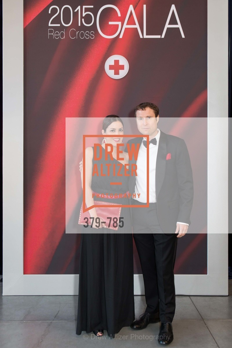 Jennifer Lujan, Phil McGarr, 2015 RED CROSS Gala, US, April 12th, 2015,Drew Altizer, Drew Altizer Photography, full-service agency, private events, San Francisco photographer, photographer california
