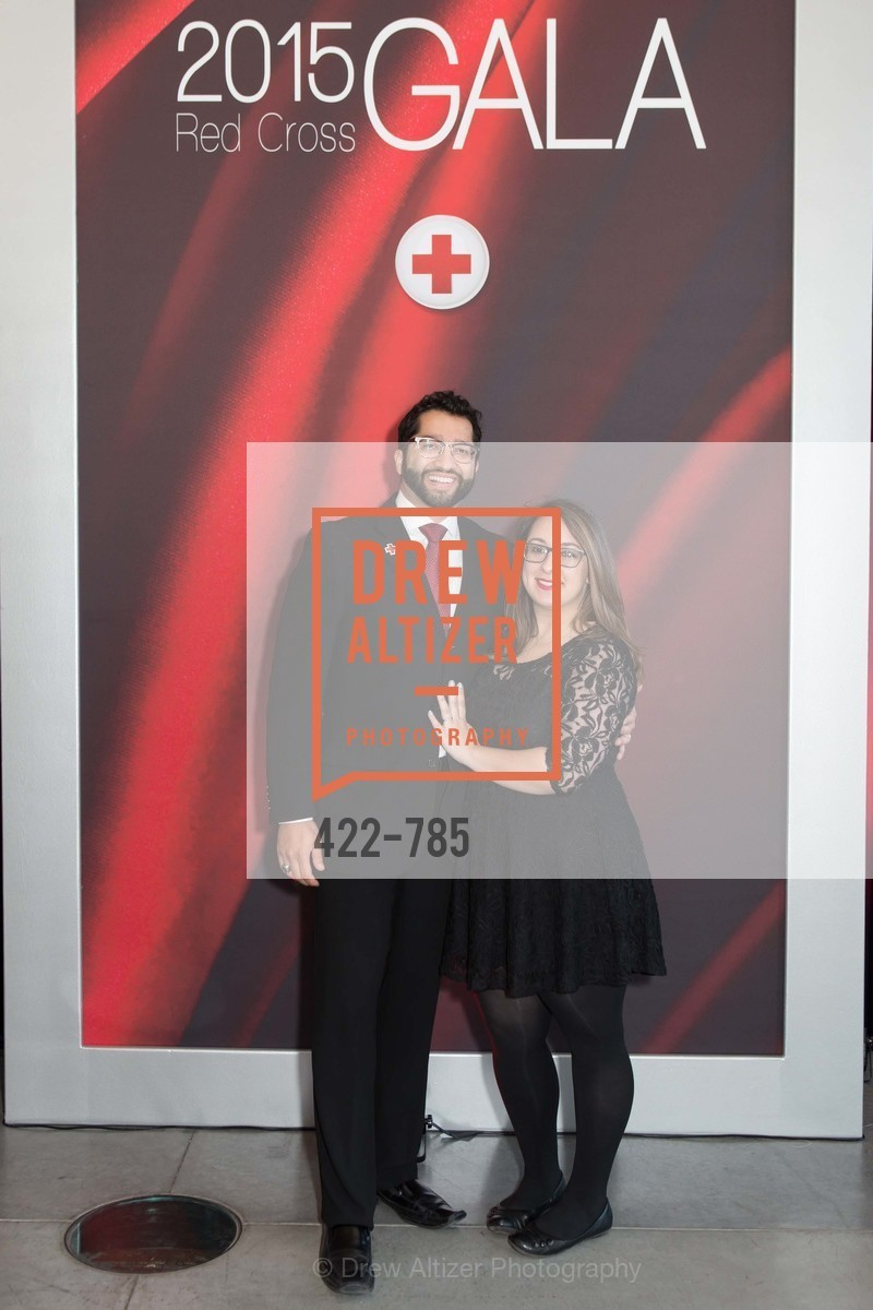 Muhi Khwaja, Natalie Khwaja, 2015 RED CROSS Gala, US, April 11th, 2015,Drew Altizer, Drew Altizer Photography, full-service agency, private events, San Francisco photographer, photographer california