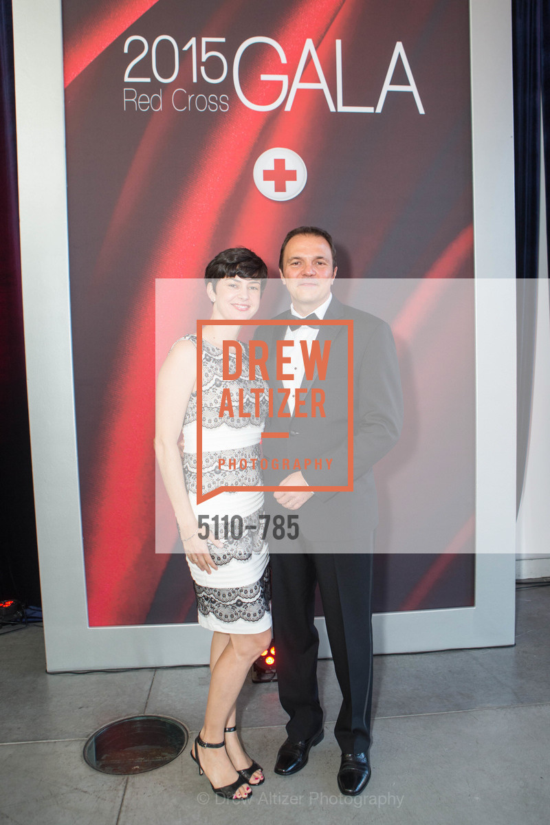 Nina Finci, Allen Finci, 2015 RED CROSS Gala, US, April 12th, 2015,Drew Altizer, Drew Altizer Photography, full-service agency, private events, San Francisco photographer, photographer california