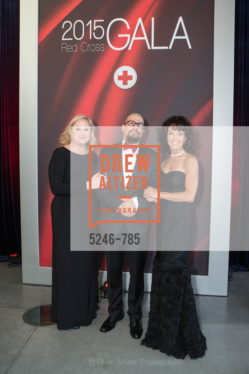 Coleen Brodt, Marcos Imperial, Katrina Dyrby, 2015 RED CROSS Gala, US, April 11th, 2015,Drew Altizer, Drew Altizer Photography, full-service agency, private events, San Francisco photographer, photographer california