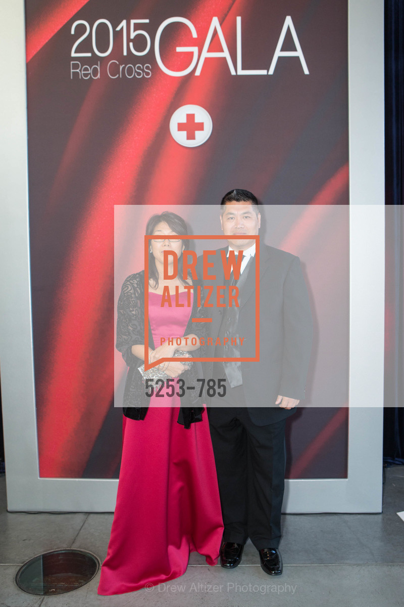 Ben Chung, Rosa Chung, 2015 RED CROSS Gala, US, April 11th, 2015,Drew Altizer, Drew Altizer Photography, full-service agency, private events, San Francisco photographer, photographer california