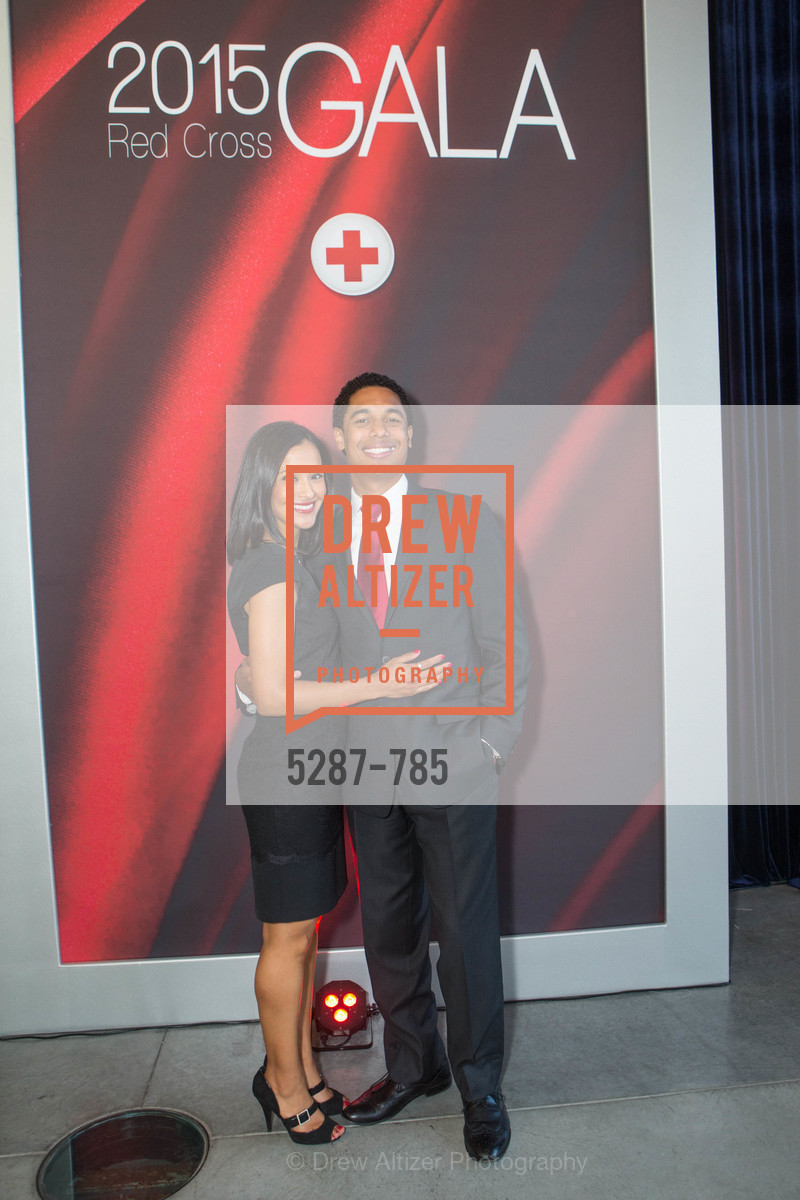 Alicia Nchooguie, Jean-Denis Nchooguie, 2015 RED CROSS Gala, US, April 11th, 2015,Drew Altizer, Drew Altizer Photography, full-service agency, private events, San Francisco photographer, photographer california