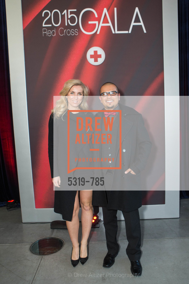 Frederique Dame, Louis Madrigal, 2015 RED CROSS Gala, US, April 11th, 2015,Drew Altizer, Drew Altizer Photography, full-service agency, private events, San Francisco photographer, photographer california