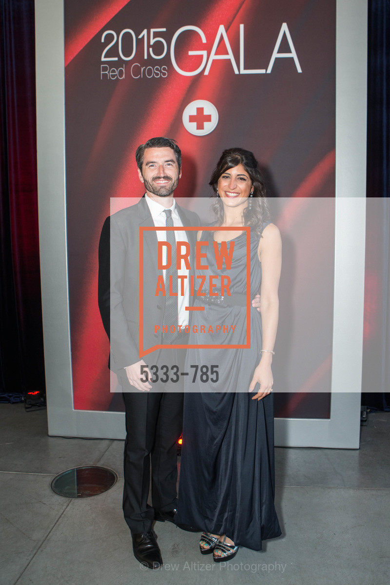 Matt O'Keefe, Kristina Bedrossian, 2015 RED CROSS Gala, US, April 11th, 2015,Drew Altizer, Drew Altizer Photography, full-service agency, private events, San Francisco photographer, photographer california