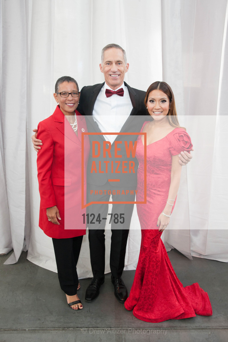 Donna Duay, Mark Cloutier, Lillian Phan, 2015 RED CROSS Gala, US, April 11th, 2015,Drew Altizer, Drew Altizer Photography, full-service agency, private events, San Francisco photographer, photographer california
