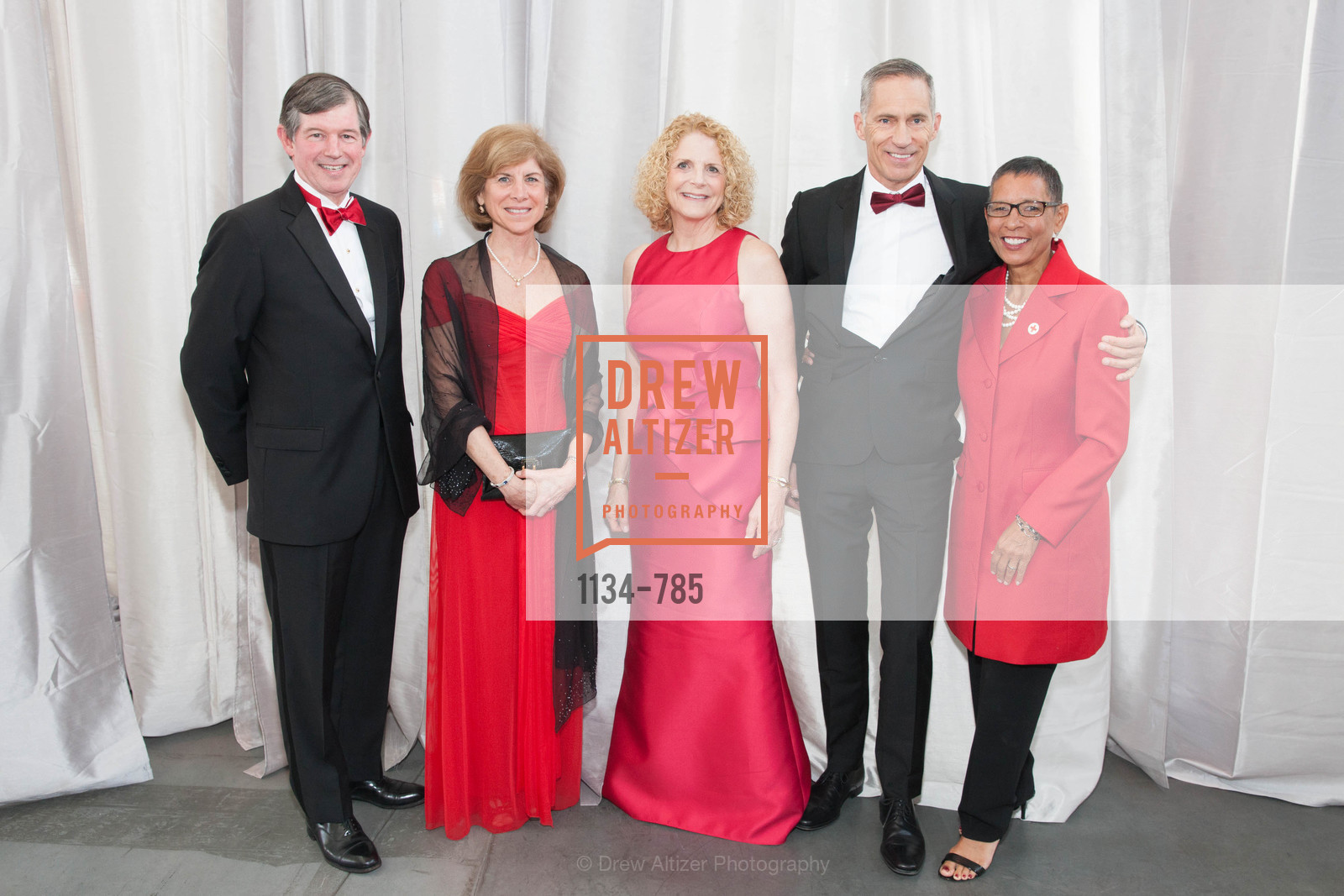 Anthony Earley, Gail McGovern, Sarah Earley, Mark Cloutier, Donna Duay, 2015 RED CROSS Gala, US, April 11th, 2015,Drew Altizer, Drew Altizer Photography, full-service agency, private events, San Francisco photographer, photographer california