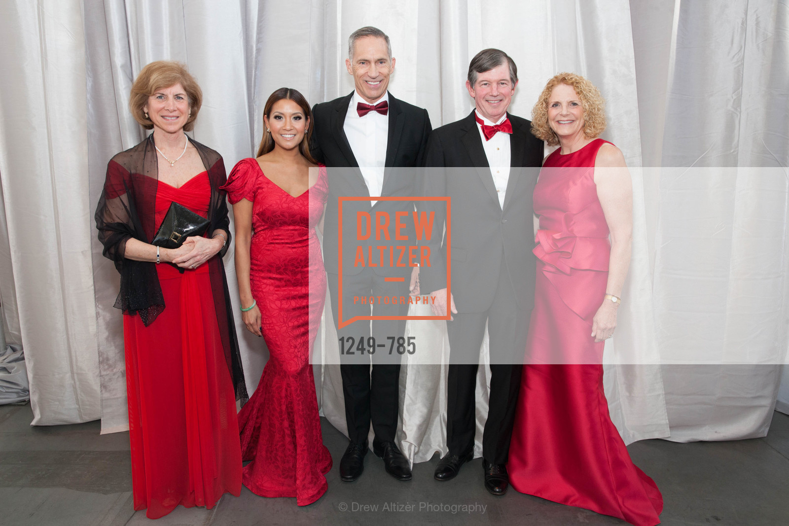 Gail McGovern, Lillian Phan, Mark Cloutier, Anthony Earley, Sarah Earley, 2015 RED CROSS Gala, US, April 11th, 2015,Drew Altizer, Drew Altizer Photography, full-service agency, private events, San Francisco photographer, photographer california