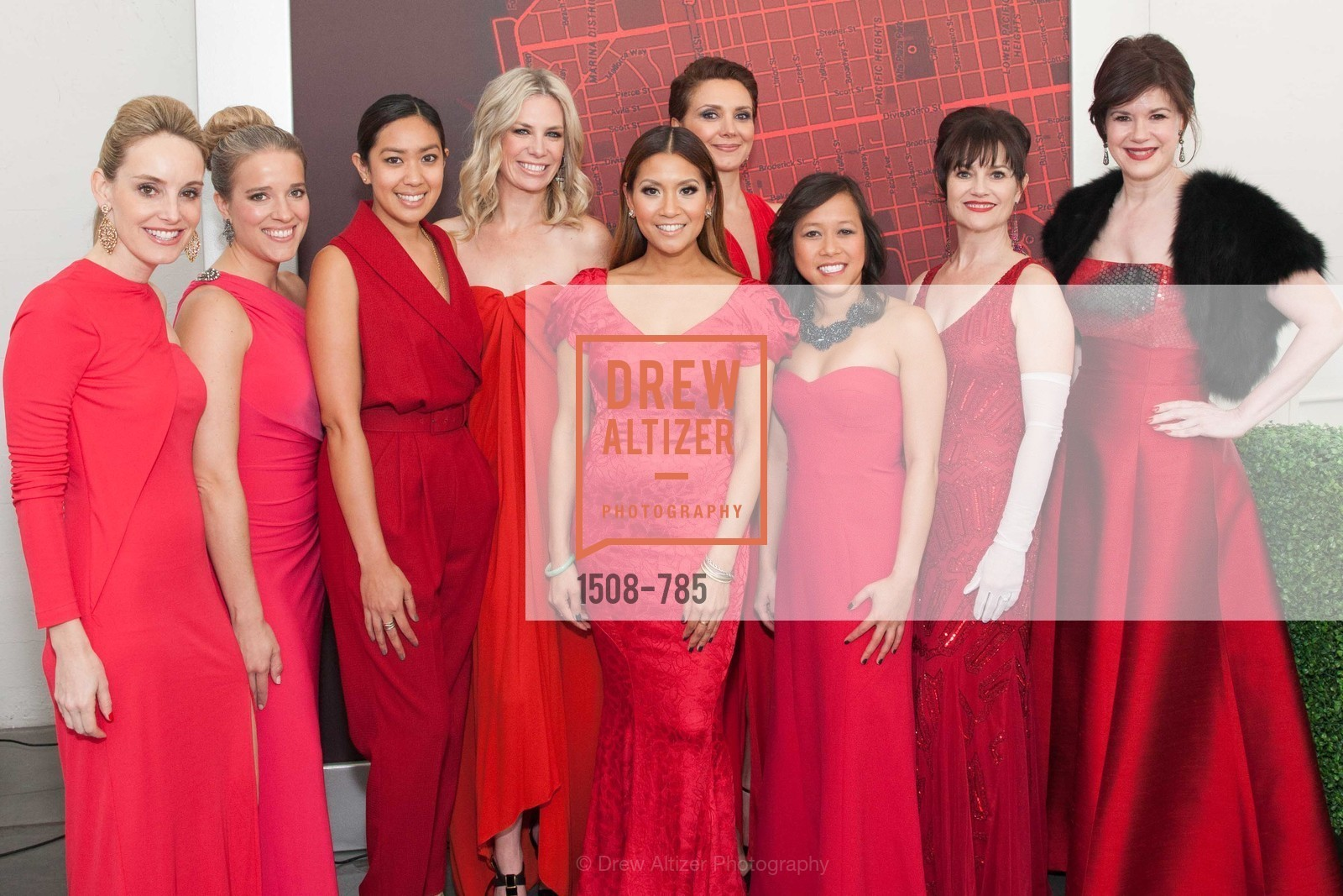 Lindsey Haswell, Shelly Carter, Ginie Brown, Colby Hallen, Lillian Phan, Maryam Ghajar, Julie Le, V'Anne Singleton, Elaine Mellis, 2015 RED CROSS Gala, US, April 11th, 2015,Drew Altizer, Drew Altizer Photography, full-service agency, private events, San Francisco photographer, photographer california