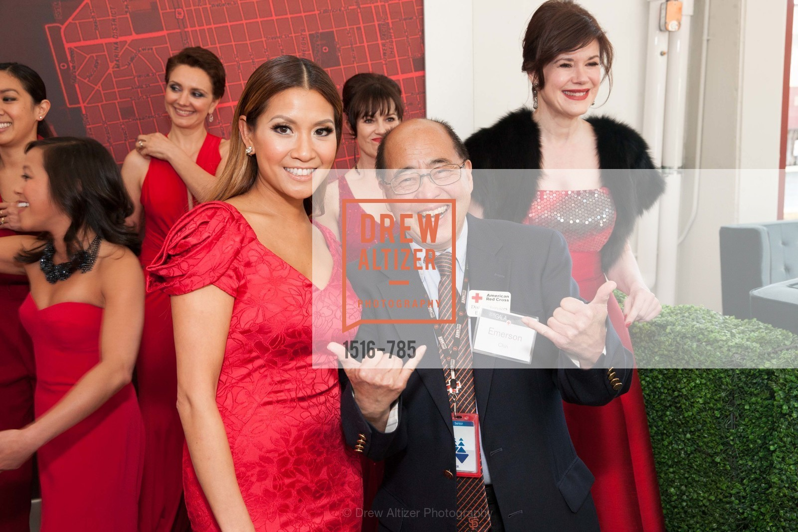 Lillian Phan, Emerson Chin, 2015 RED CROSS Gala, US, April 12th, 2015,Drew Altizer, Drew Altizer Photography, full-service agency, private events, San Francisco photographer, photographer california