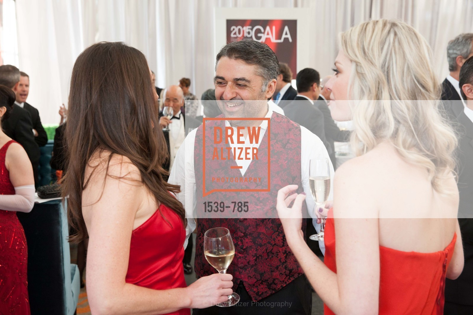 Hooman Khalili, 2015 RED CROSS Gala, US, April 12th, 2015,Drew Altizer, Drew Altizer Photography, full-service agency, private events, San Francisco photographer, photographer california