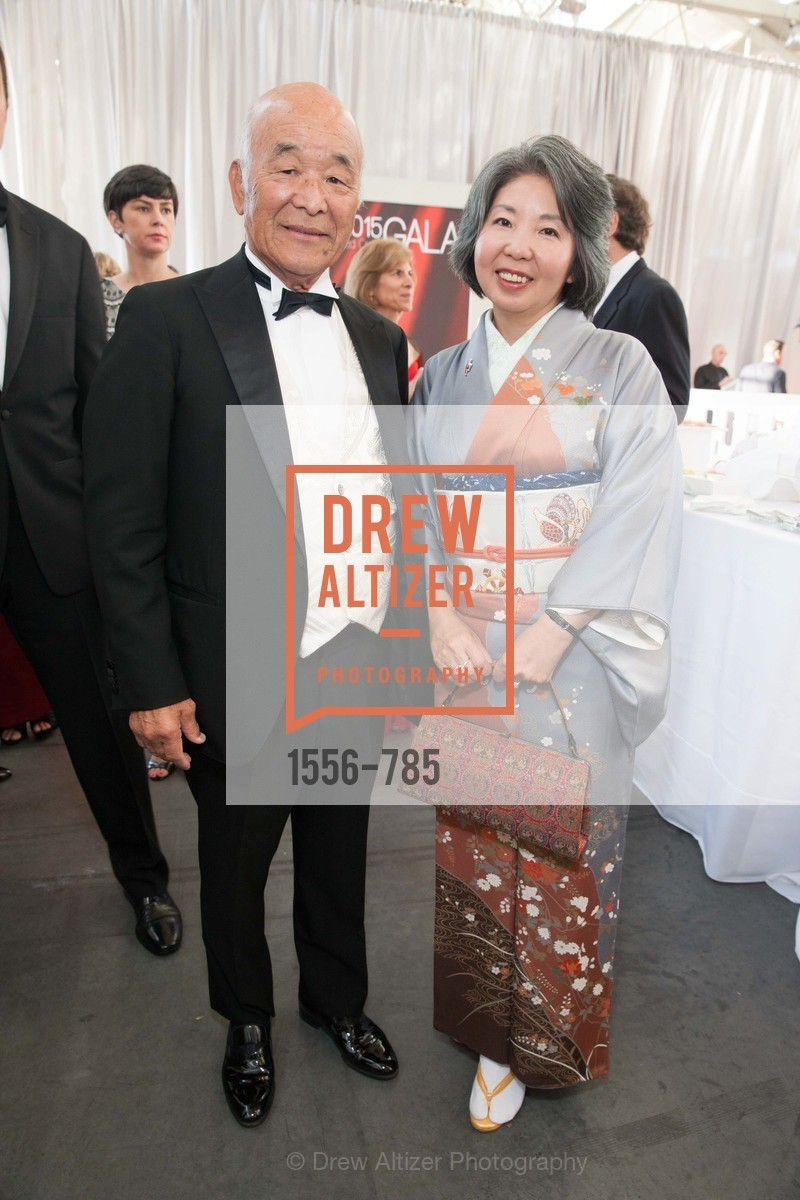 Hiro Ogawa, Kazue Watanabe, 2015 RED CROSS Gala, US, April 12th, 2015,Drew Altizer, Drew Altizer Photography, full-service agency, private events, San Francisco photographer, photographer california
