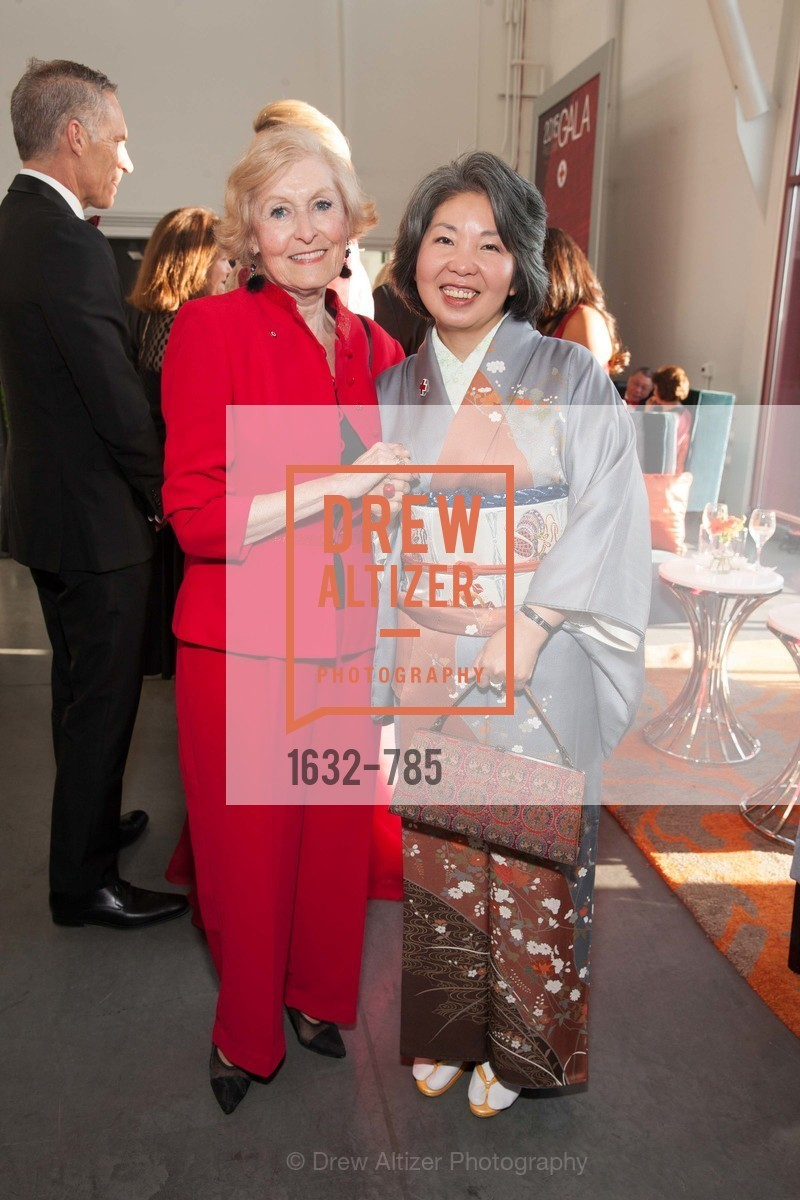 Eva Voisin, Kazue Watanabe, 2015 RED CROSS Gala, US, April 12th, 2015,Drew Altizer, Drew Altizer Photography, full-service agency, private events, San Francisco photographer, photographer california