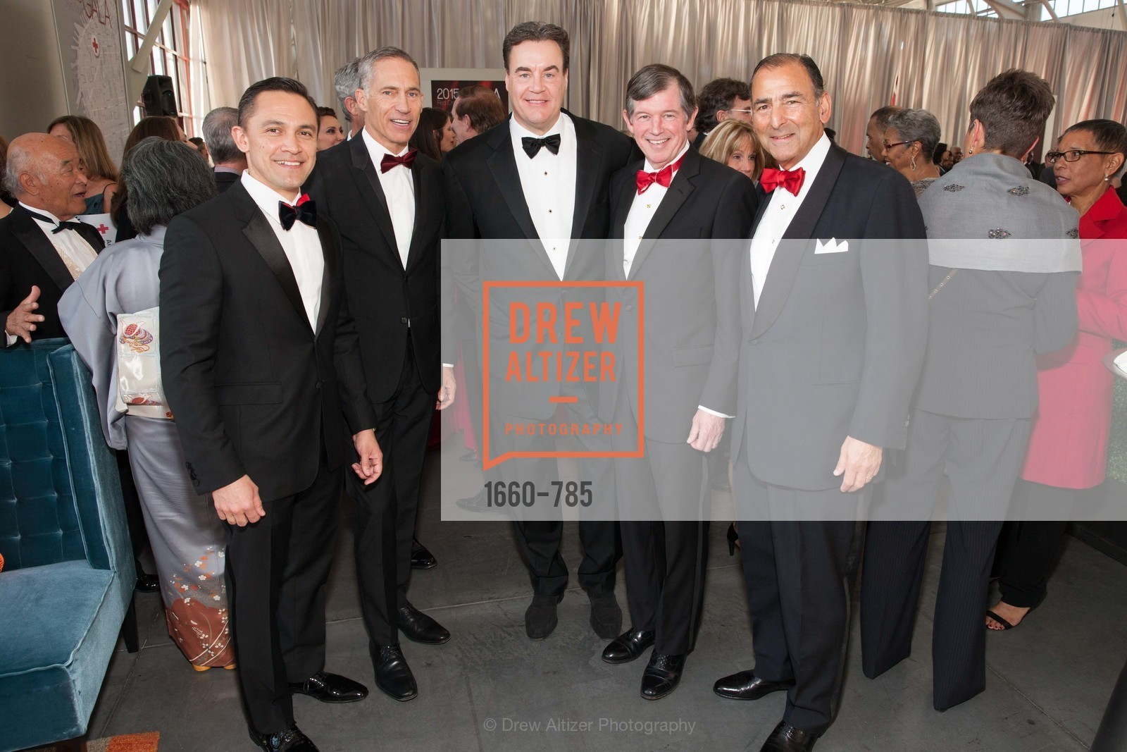 Ezra Garrett, Mark Cloutier, Jim Messemer, Anthony Earley, Alexander Mehran, 2015 RED CROSS Gala, US, April 12th, 2015,Drew Altizer, Drew Altizer Photography, full-service agency, private events, San Francisco photographer, photographer california